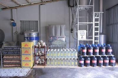 sản phẩm rượu rucota đào công thành