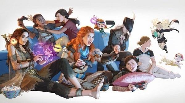 سوني تحتفل بالنساء خلال اليوم العالمي للمرأة عبر فيديو يجمع أشهر الشخصيات و هدية رائعة على جهاز PS4 !