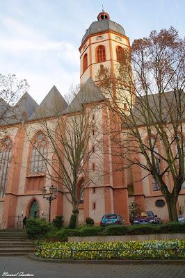 Magonza, Stephankirche