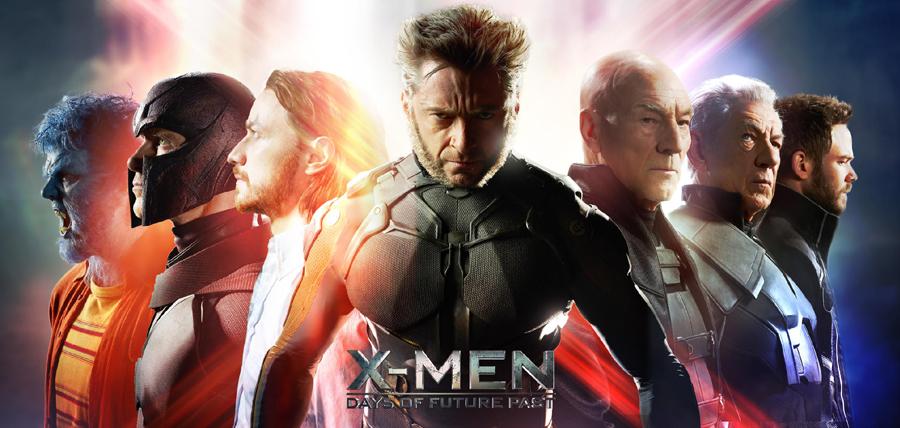 Viitorul şi trecutul din X-Men: Days Of Future Past