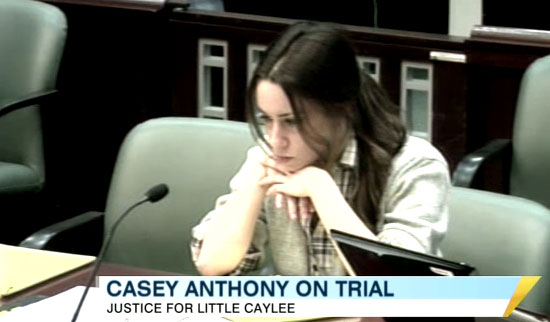 A rhetorical analysis of the casey anthony trial