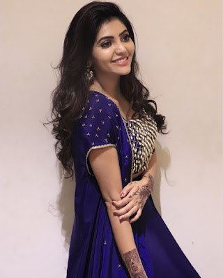 Actress Athulya Ravi New Beautiful Photoshoot HD