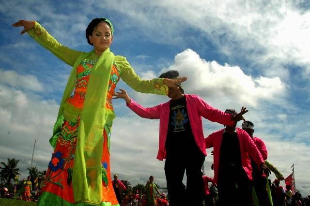 Tari Ronggeng Gunung, Tarian Tradisional Dari Ciamis