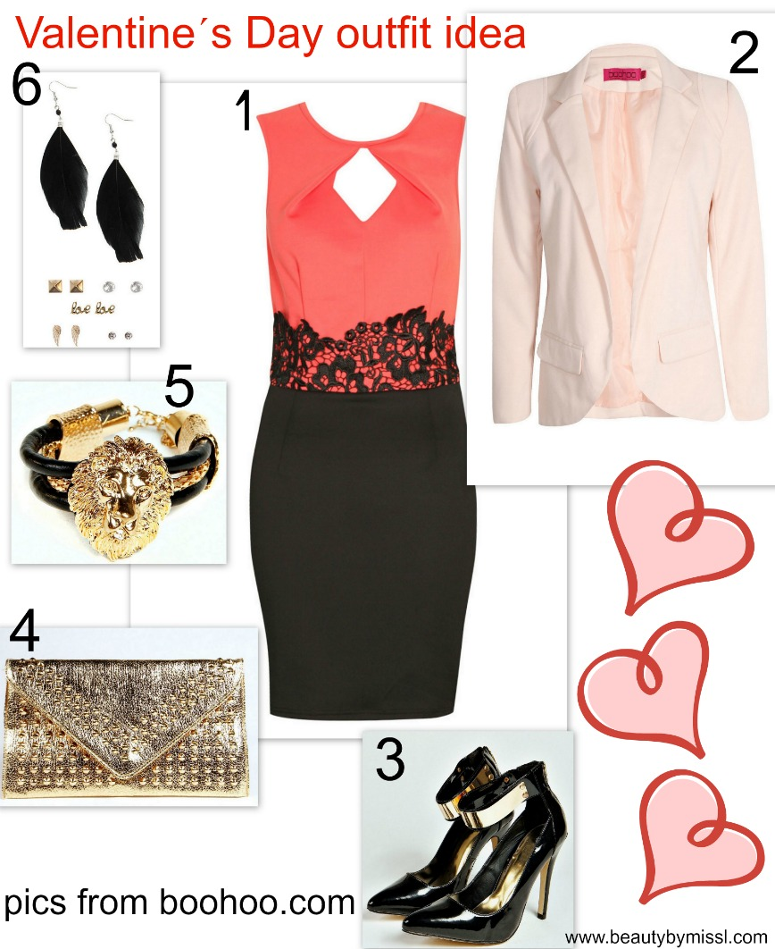 Valentine´s Day night out outfit