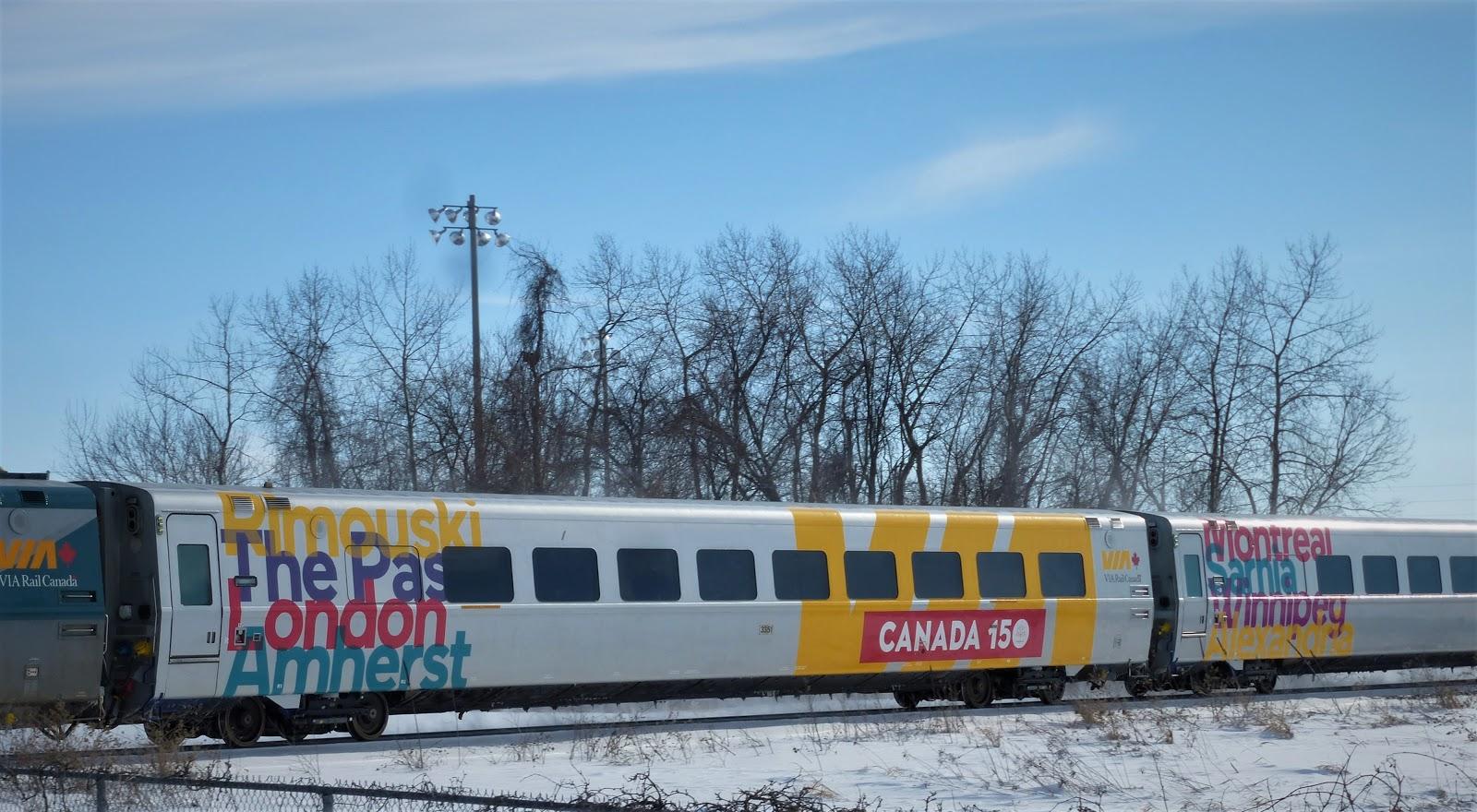 THE BEACHBURG SUB: Ten ways to revitalize Via Rail Canada (Part I)