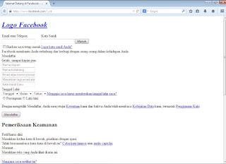 Mengatasi Tampilan Facebook Dan Youtube Yang Berantakan