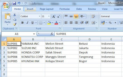 Export Office Excel dari DataGridView VB .Net