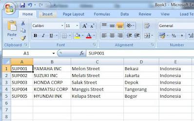 Export Office Excel dari DataGridView VB .Net