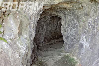 Linea Cadorna di Ornavasso, grotte, rifugi, polveriere.