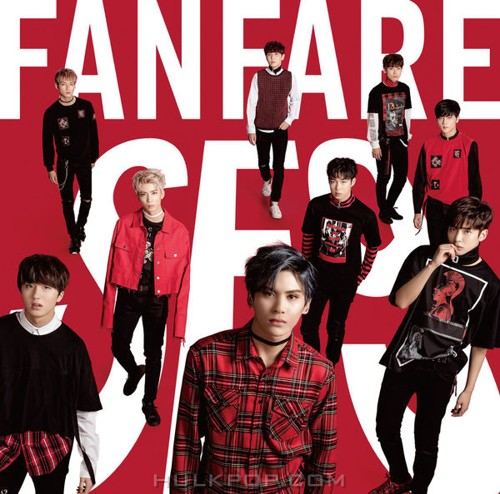SF9 – Fanfare (Japanese ver.) – EP (ITUNES PLUS AAC M4A)