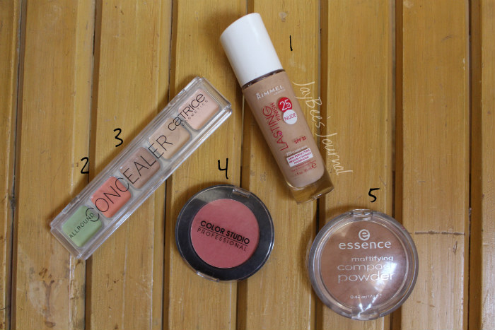Catrice, Essence, Rimmel, Color Studio
