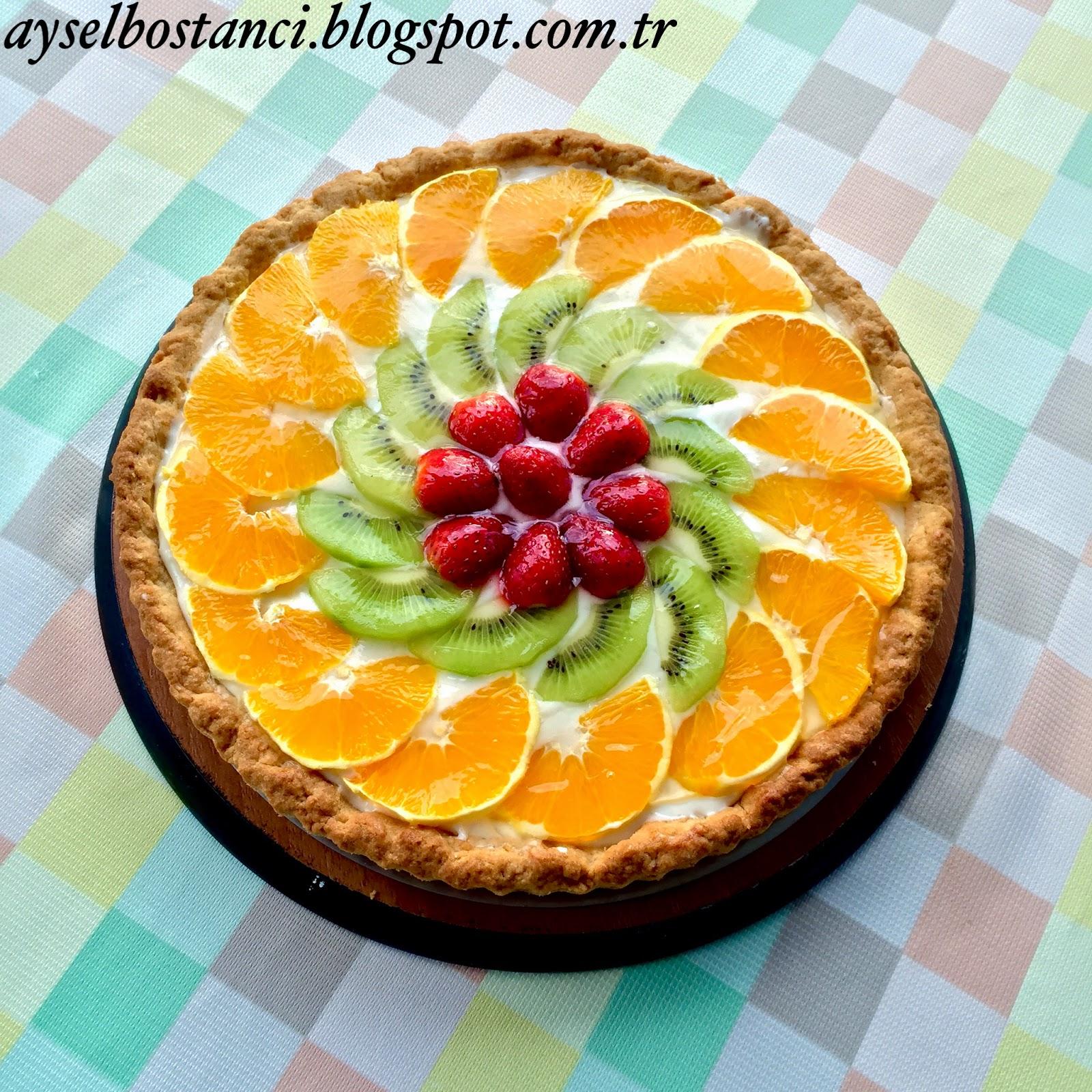 Meyveli Tartolet Tarifi Videosu