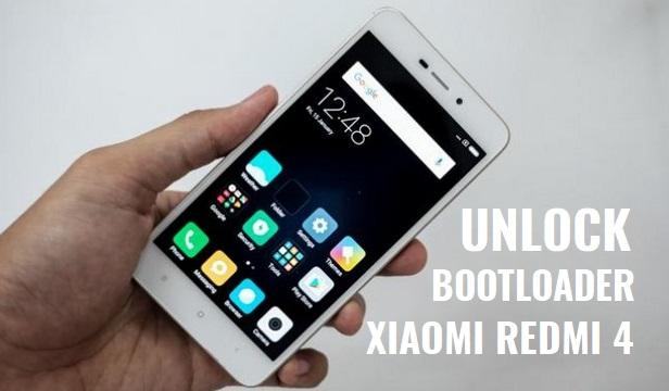 Cara Praktis Unlock Bootloader Xiaomi Redmi 4 / 4A / 4X / 4 Prime