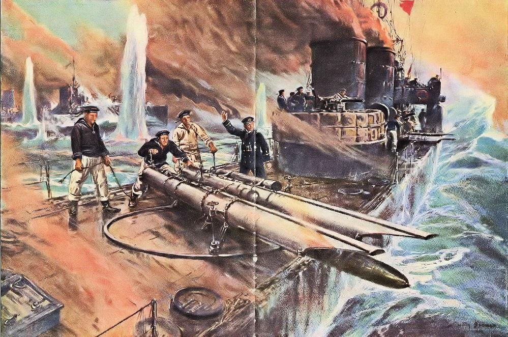 Roads To The Great War German Torpedo Boats 0f World War I