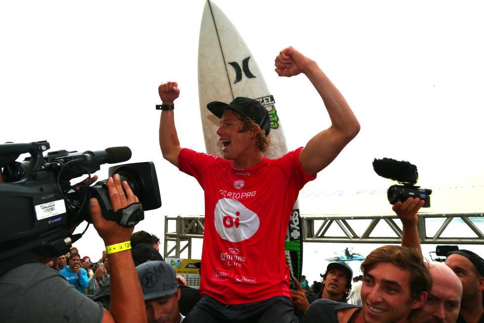 0 Prize Giving Oi Rio Pro foto WSL Daniel Smorigo