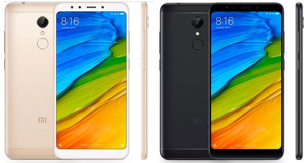Xiaomi Redmi 5 (2017) with Specifications and Prices