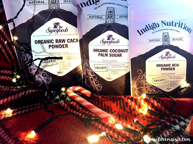 Getting Festive with INDIGO HERBS | Love, Maisie