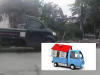 Jasa Sewa Mobil Pickup Harapan Indah