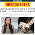 """NOTICIA FALSA: """"Sonia Sae está matando a su zorro vegano"""""""