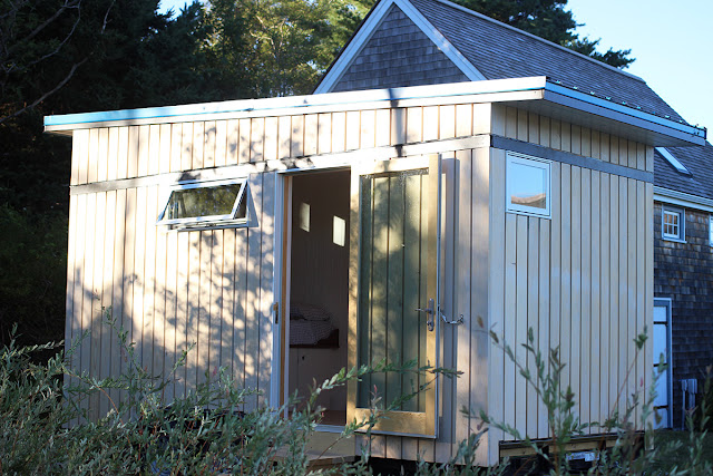 Birdhouse by Full Moon Tiny Shelters