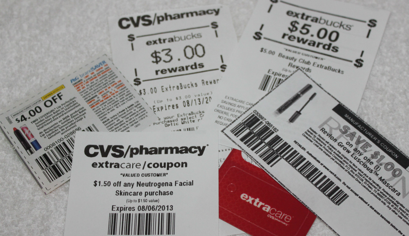 Shalunya and Boyet: Learn How to Coupon at CVS