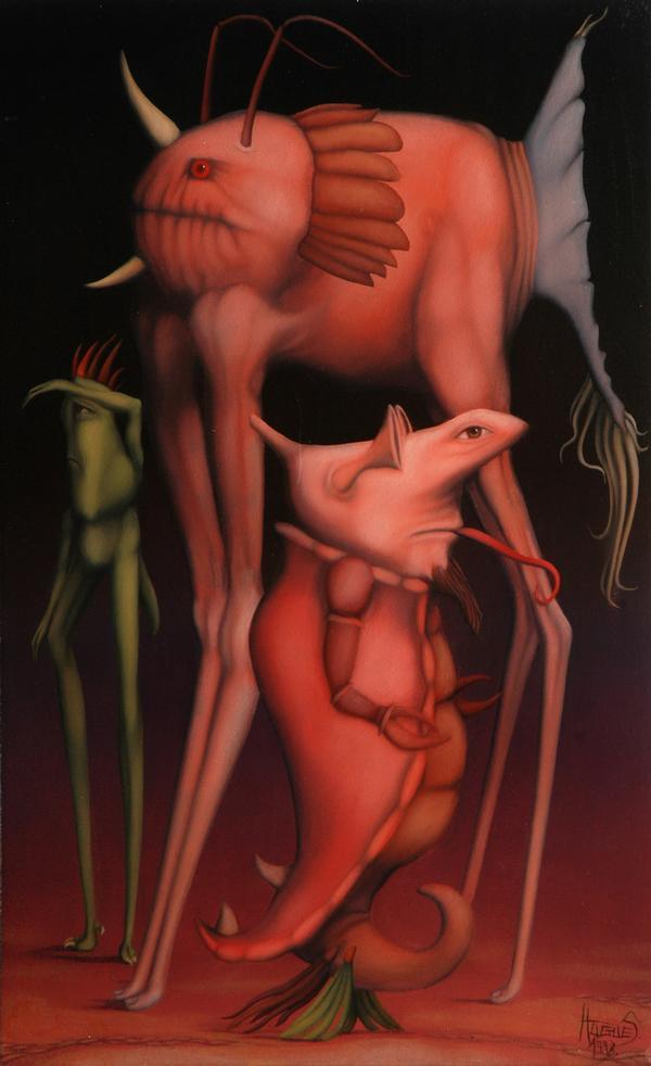 Ужасы древних мифов. Hugues Gillet 13