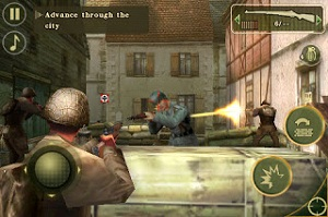 descargar brothers in arms 2 para samsung galaxy young
