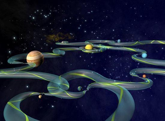 اغرب 10 معلومات و حقائق عن الكون والفضاء !!