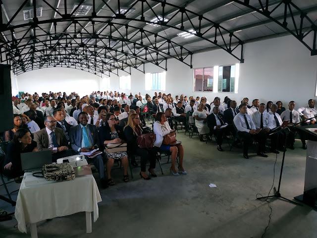 BANÍ: Estudiantes de Derechos reciben capacitación sobre Justicia Penal