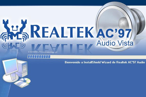 Realtek Audio Driver AC97