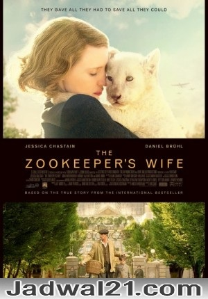 Film THE ZOOKEEPER'S WIFE 2017