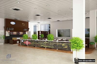 Thiết kế - Thi công nội thất Nhà hàng đẹp tại Quận 1