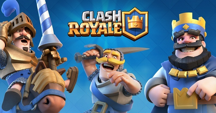 clash royale raih pendapatan sampai 1 milyar dollar