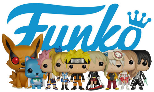 b96c63ae795ff Funko is powering-up their library of Anime-related Pop! Vinyls the the  announcement of the following figures from