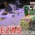 Exposición y actividades LEGO con asociacion Piezas.