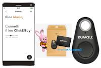Logo TRND: diventa tester Duracell Click&Buy