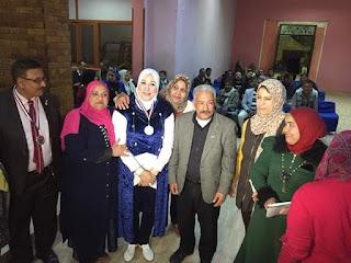 تهنئة للأستاذة السفيرة سمية عثمان