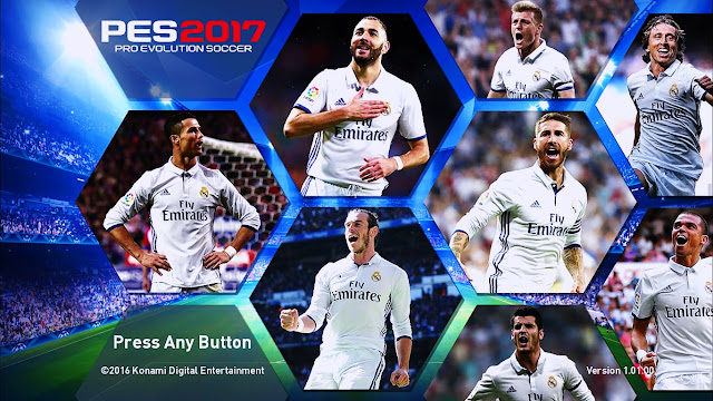 Real Madrid StartScreen by Ginda01