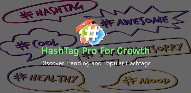 تحميل Hashtags Pro apk