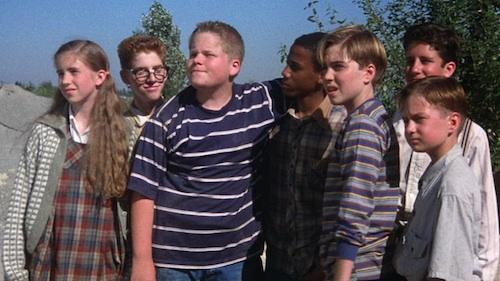 Les sept veinards dans Ça de Stephen King, adapté en téléfilm en 1990