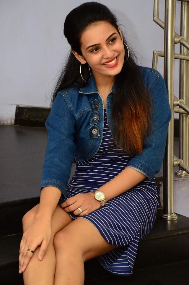 90 ML Movie Actress Shree Gopika Latest Photos April 2019