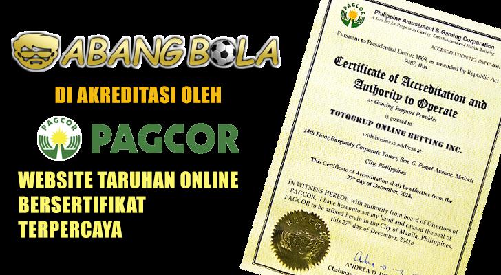 Abangbola - Bandar Agen Bola SBOBET Online