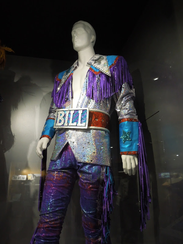 Mamma Mia The Movie Bill finale costume