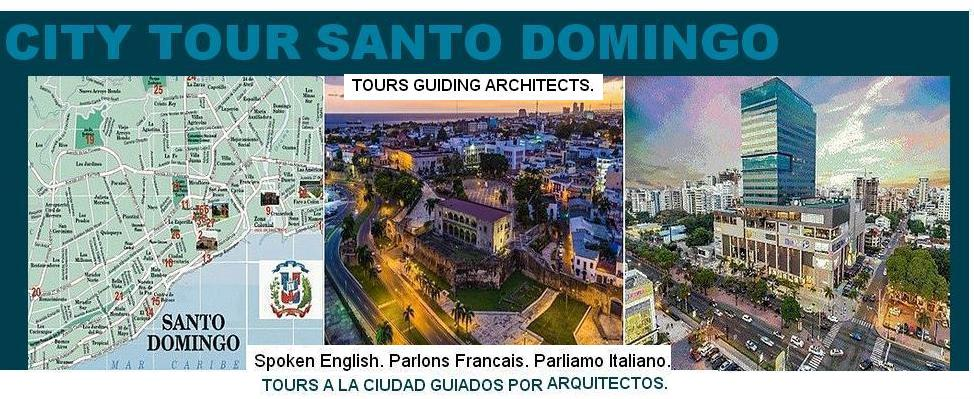 CITY TOUR SANTO DOMINGO