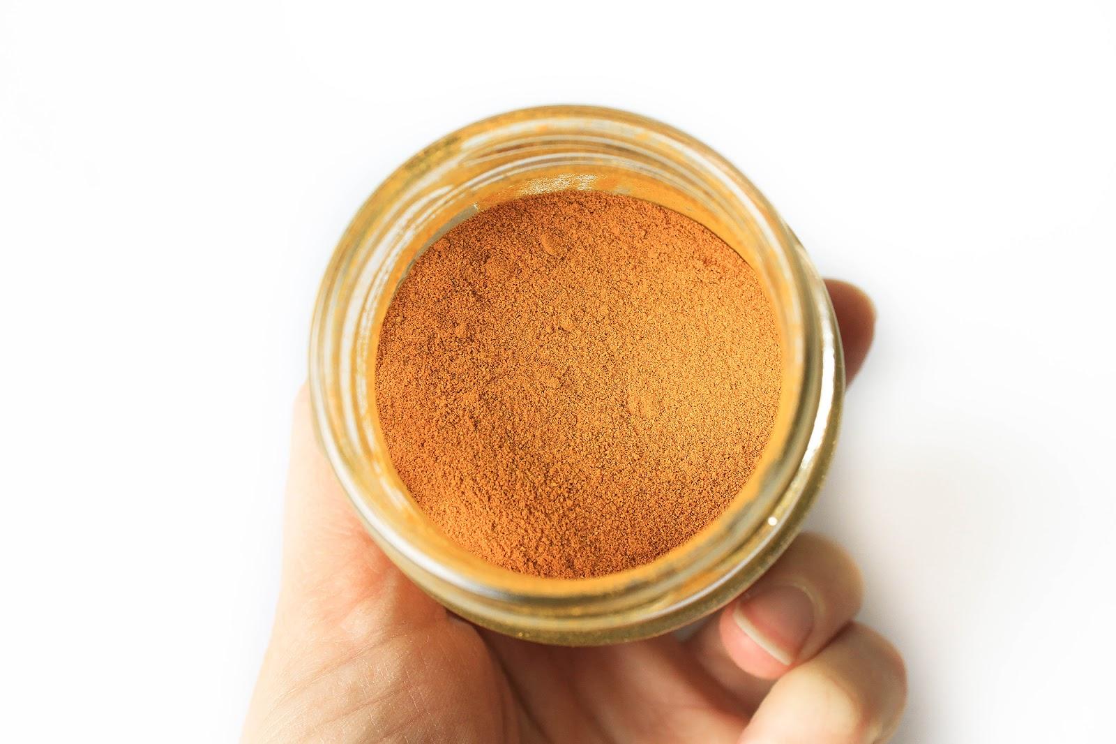 Organic Turmeric. Antioxidants, brightening, anti-inflammatory