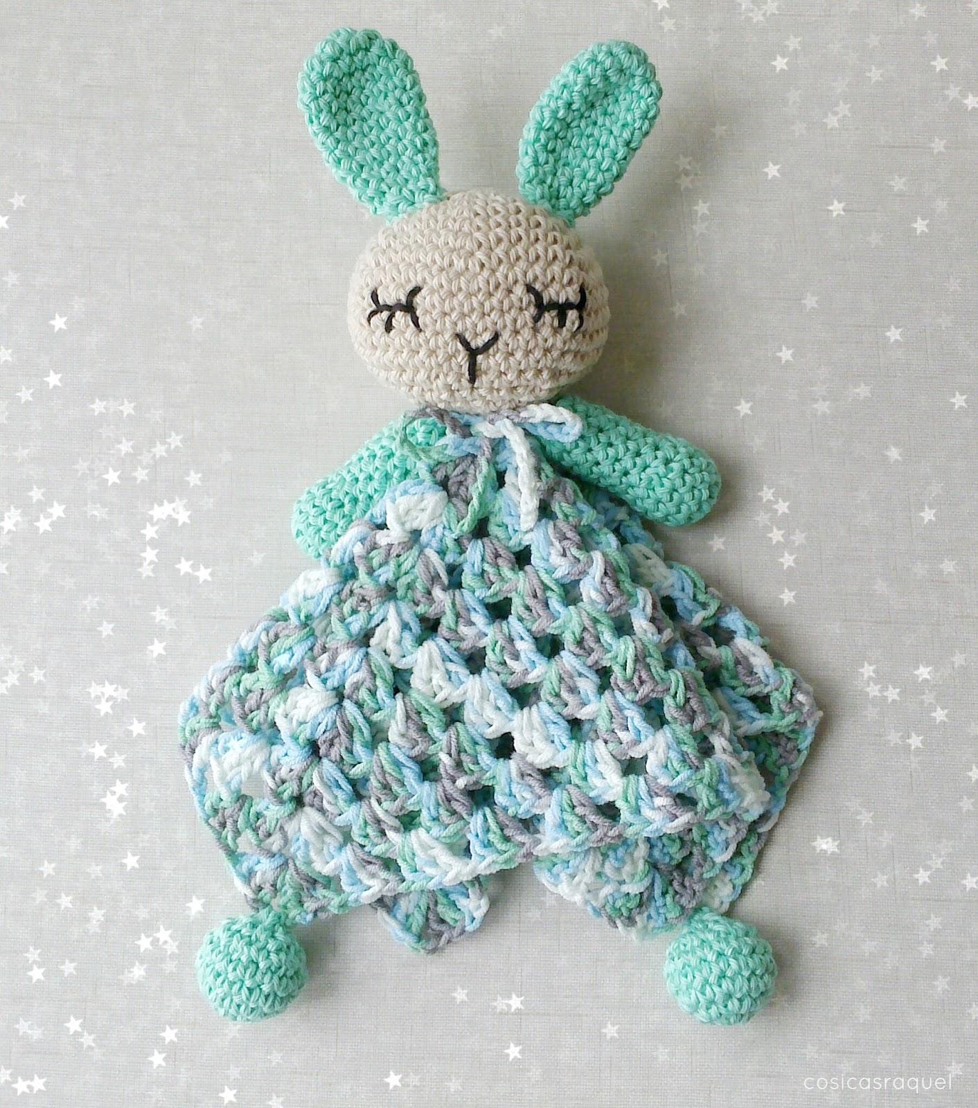 Cosicasraquel manta de apego crochet - Manta de crochet facil ...