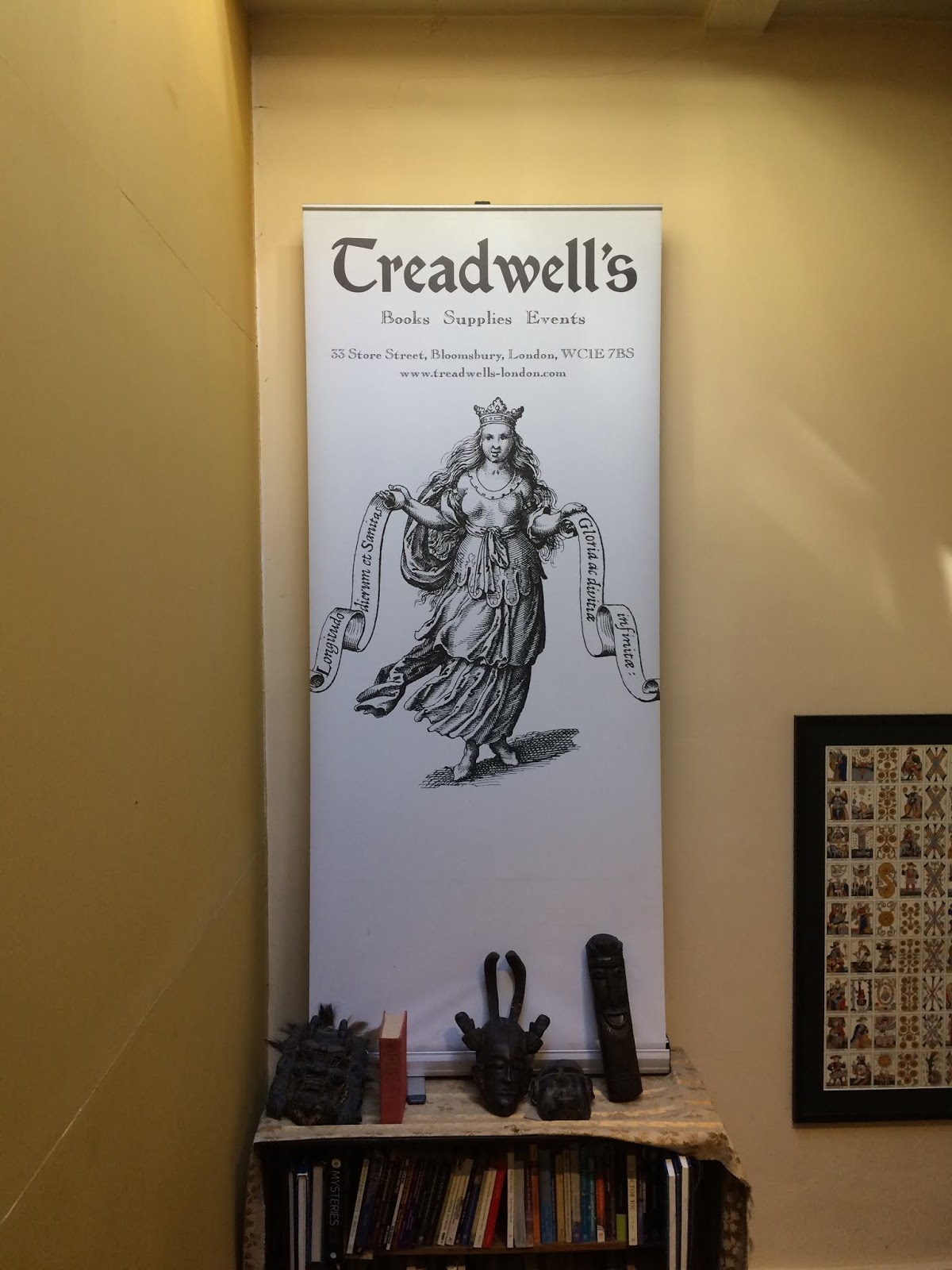 Inside Treadwell's