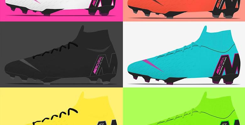 7654374568b2b 7 Next-Gen Nike Mercurial Superfly 2018 Concept Boots