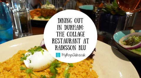Dining Out In Durham: The Collage Restaurant at Radisson Blu (REVIEW)