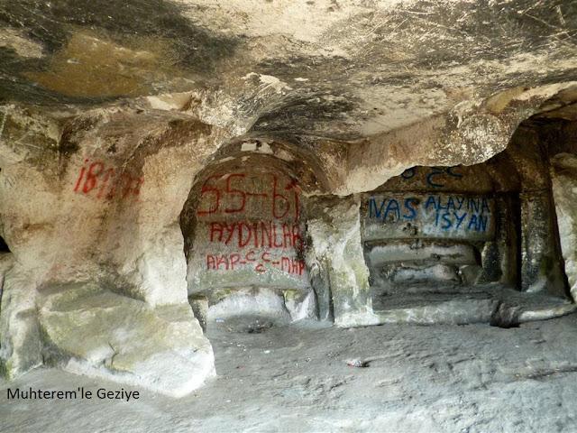kemal sunal mağaraları